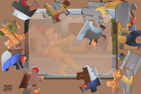 Jigsaw Seasons Free screenshot 2