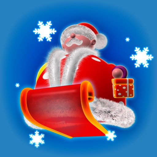 Santa Clause Jump iOS App