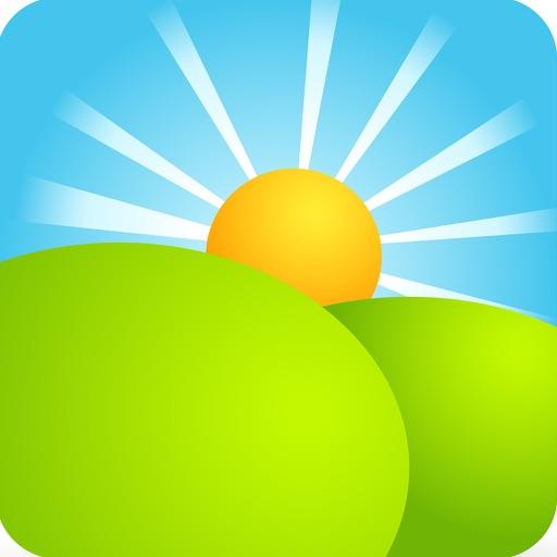 Прогноз погоды приложение - 7 дней Бесплатные прогнозы погоды для вашего текущего местоположения и во всем мире