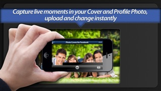 Screenshot #8 for Photo Covers for Facebook: Timeline Editor