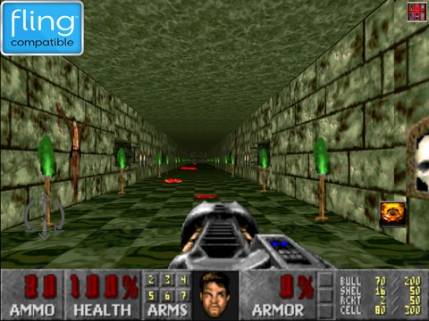 Doomsday: Hellraiser HD (3D FPS) screenshot 1