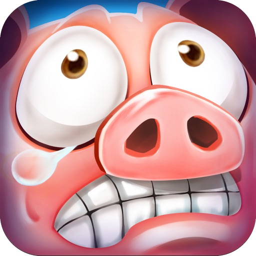 Pig Rush! iOS App