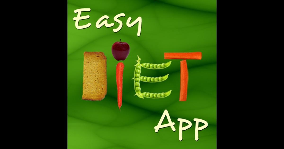 Easy Diet App On The App Store