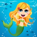 Mermaids: Real & Cartoon Mermaid Videos, Games, Photos, Books & Interactive Activities for Kids by Playrific icon