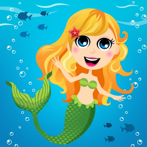 Mermaids: Real & Cartoon Mermaid Videos, Games, Photos, Books & Interactive Activities for Kids by Playrific iOS App