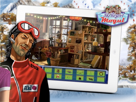 Ski Resort Mogul HD для iPad