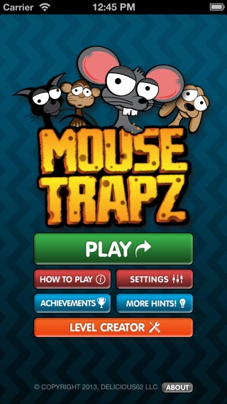 Mouse Trapz Screenshot