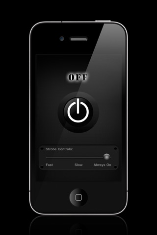 Flashlight Pro w/Strobe screenshot 2