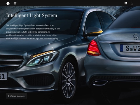 Mercedes-Benz W205 Light screenshot 1