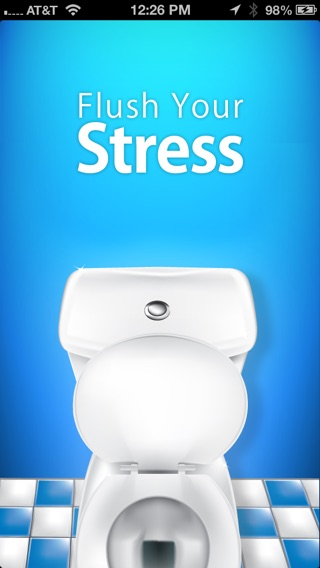 Flush Your Stress Screenshot