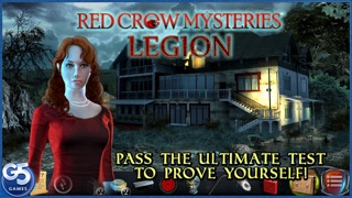 Red Crow Mysteries: Legion-0