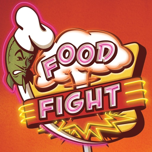 美食大战:Food Fight iOS