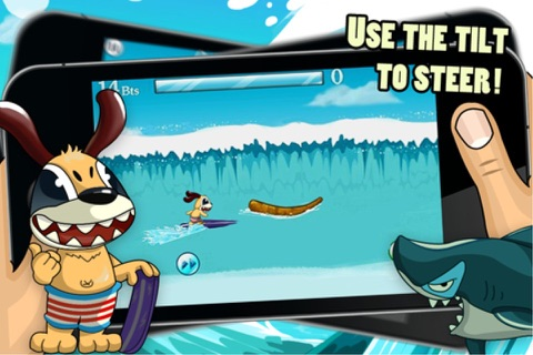Derby Surf Screenshot