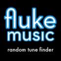 fluke music - random tune finder icon