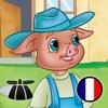 Les Trois Petits Cochons - Un Livre Pour Enfants