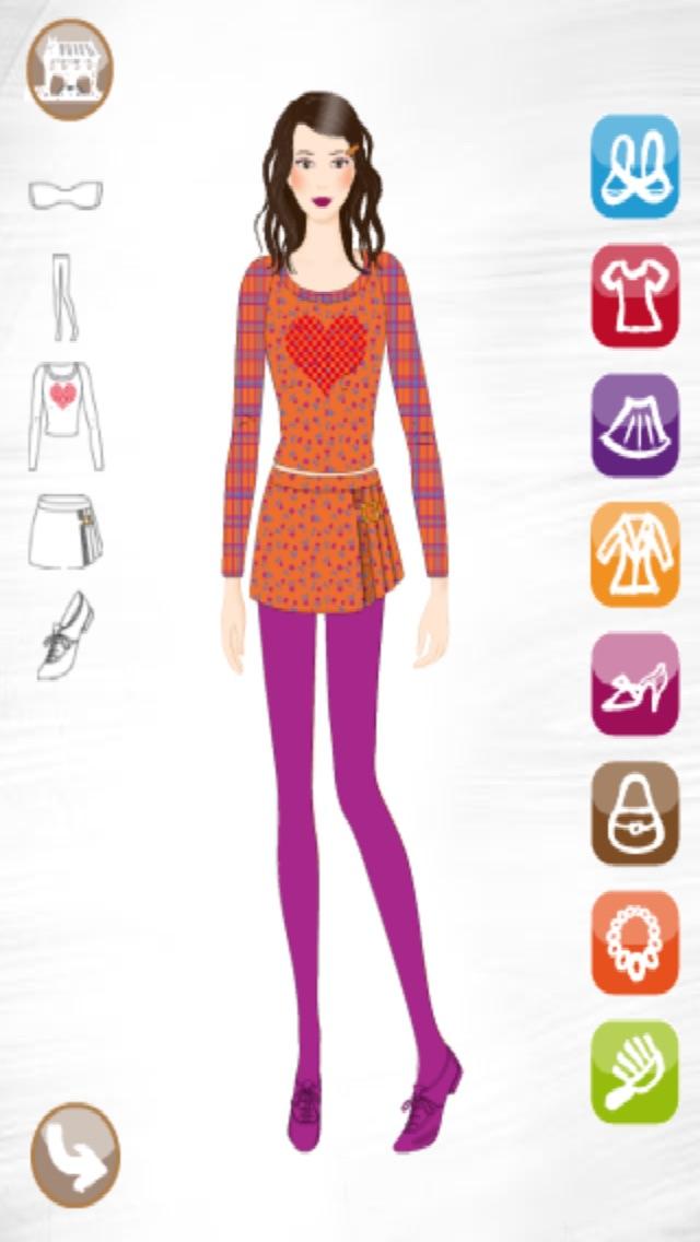 Jeune Styliste : le jeu pour créer ta mode Screenshot 3