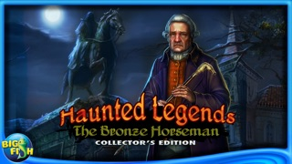 Haunted Legends: The Bronze Horseman Collector's Edition-0