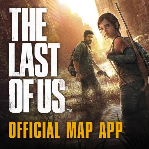 The Last of Us Official Map App bei Dorling Kindersley Ltd