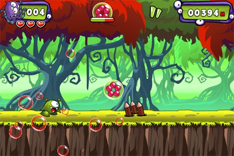 MR - Monster Runner Screenshot