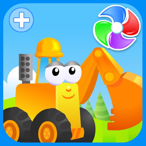 Dusty the Digger - Premium iOS App