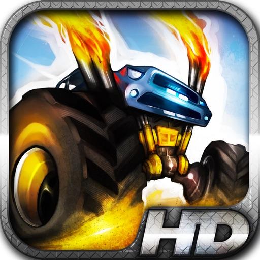Anarchy Monster Trucks - Free HD Racing ULTIMATE iOS App