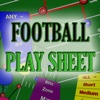 Football - Play Sheet