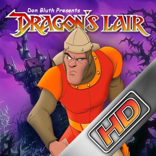 Dragon's Lair HD iOS App