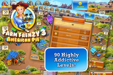 Farm Frenzy 3 – American Pie (Free) on the App Store