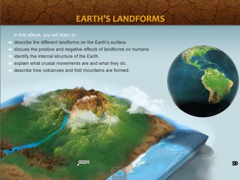 Earth's Landforms (School) screenshot 1