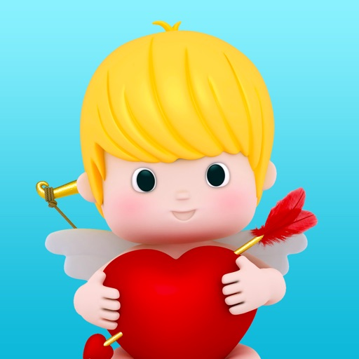 Where's Cupid? Find him on time for Valentine's Day on February 14, 2014 iOS App