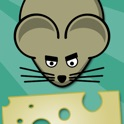 Doodle Mouse Chase - 神偷小鼠大追逐 - 超级有趣的发泄游戏 icon