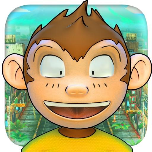 狂奔的小猴Juky Run