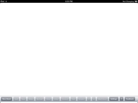 Cricket Score Sheet screenshot 1