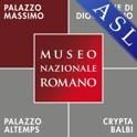 Palazzo Massimo Museum in ASL icon