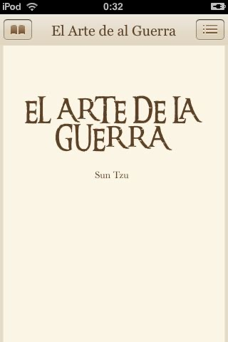 El Arte de la Guerra de Sun Tzu (ebook) screenshot 1
