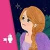 Raiponce - Pink Paw Books Série de contes de fées interactifs