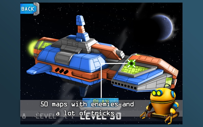 RoboRoll Screenshot