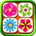 Flowers 2048 FREE - Pretty Sliding Puzzle Game icon