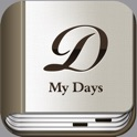 My Days - daily journal / diary / note / memo icon