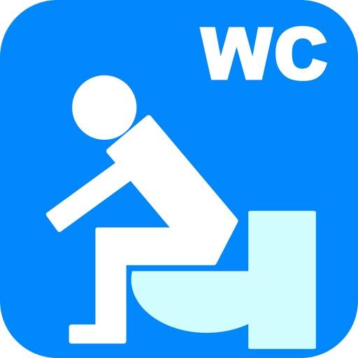 Toilet sound machine extreme en el app store for Bathroom noise maker