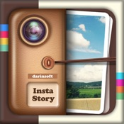 InstaStory : Easy create your own unique photo collage , photo frame