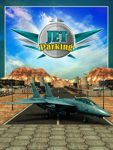 Screenshot #4 pour Jet Plane Parking 3D - Best Free Air Traffic & Aircraft Adventure Simulator