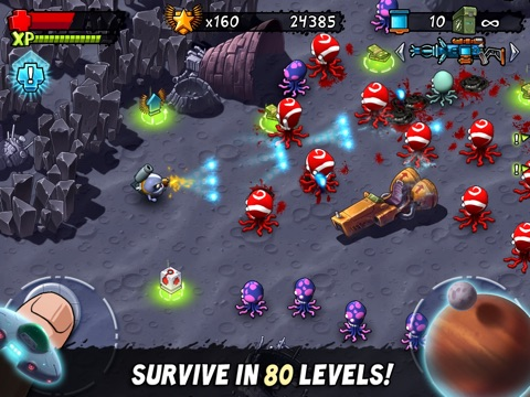 Monster Shooter: The Lost Levels для iPad