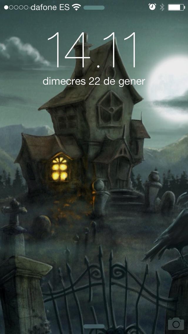 Screenshot #9 for Edgar Allan Poe - Wallpapers