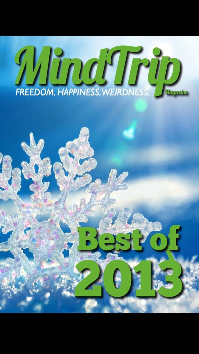 MindTrip MagazineScreenshot of 2