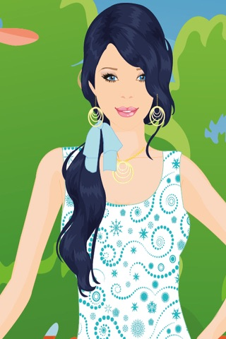 Season Dress Up Game screenshot 2