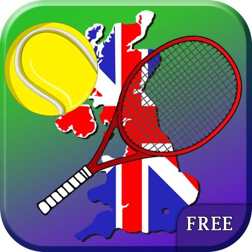 Flappy Tennis Free - 2014 Wimbledon Championships Edition iOS App