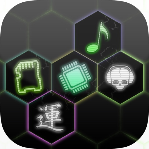 HACKERS™ Codemaster iOS App