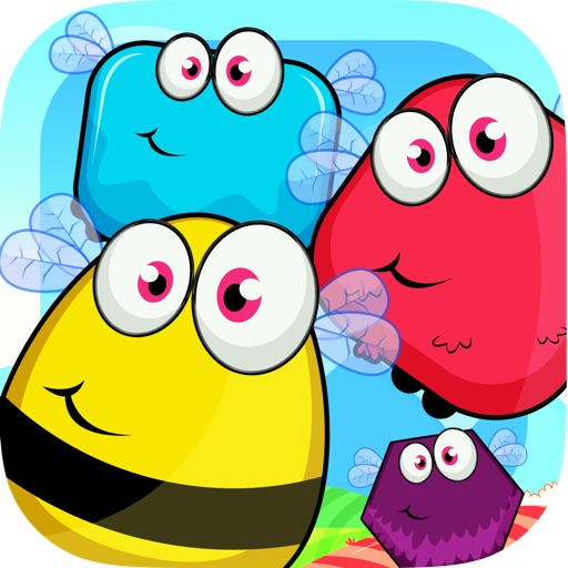 Bee Brain PRO - An addictive Puzzle! Icon