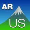 AR 山 USA